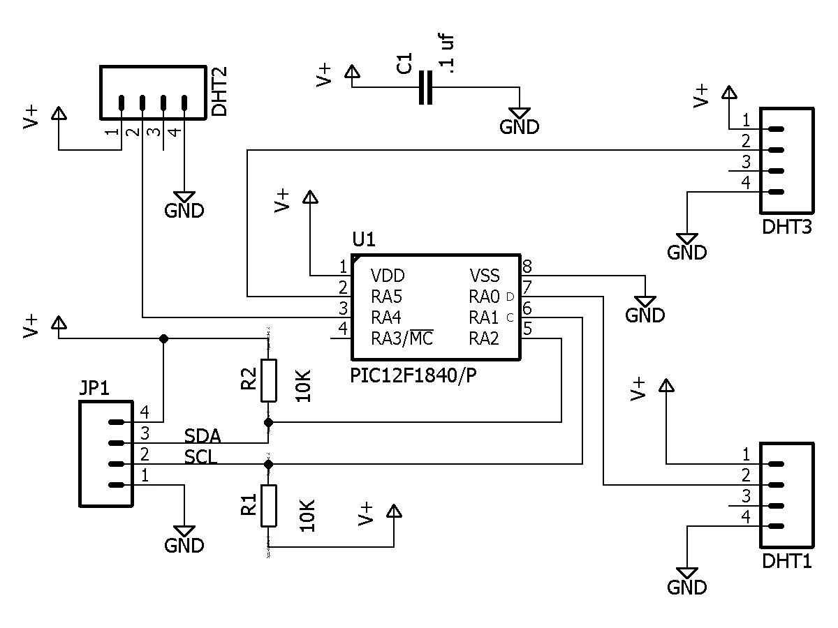 Program A Pic Microcontroller As An I2c Slave Device For
