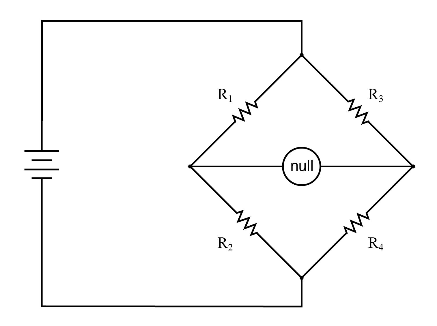 Ac Bridge Circuits