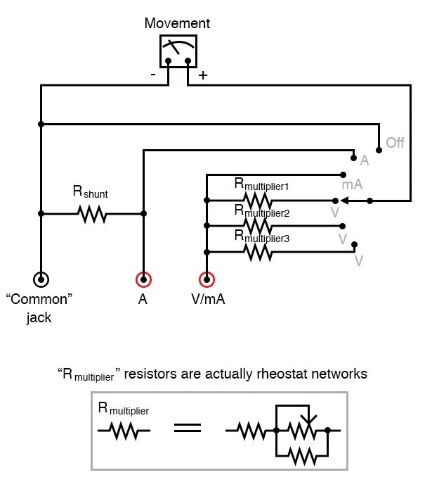 basic electrical wiring diagrams voltmeter  wire harness