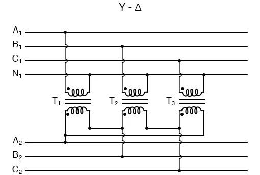 threephase transformer circuits  polyphase ac circuits