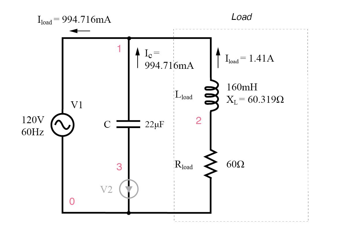 Calculating Power Factor