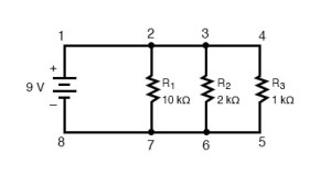 Simple Parallel Circuits   Series And Parallel Circuits   Electronics Textbook