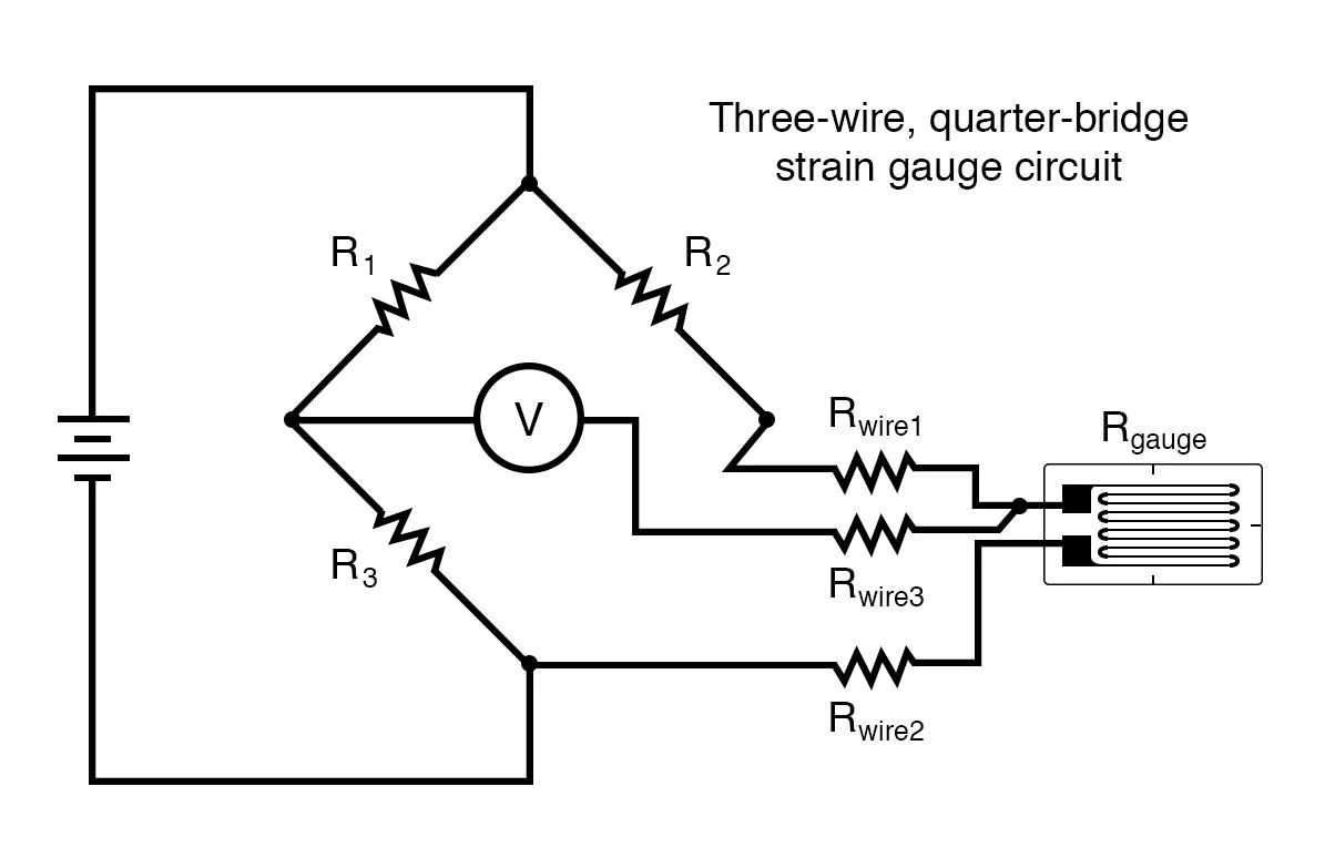 Aircraft Temperature Gauge 4 Wire Schematic