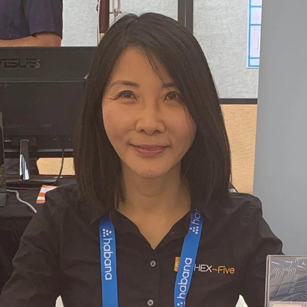 Katherine Hsu Hex Five Security