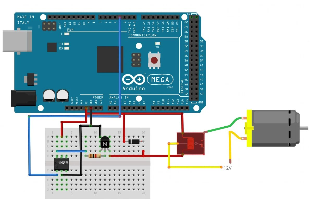 How to Use Relays to Control High-Voltage Circuits with an Arduino - Projects
