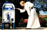 Check out this photo of the R2-D2 Mail Box on Flickr.