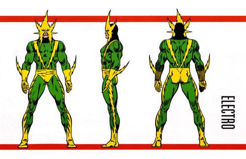 Electro - Classic Spider-Man Villain