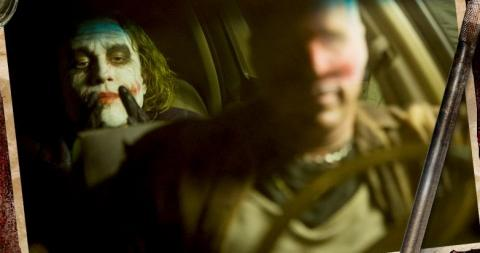 New Joker Photo from WhySoSerious.com