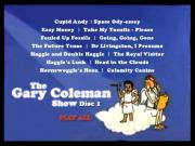 Gary Coleman Show DVD Menu