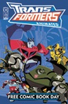 IDW Transformers Animated