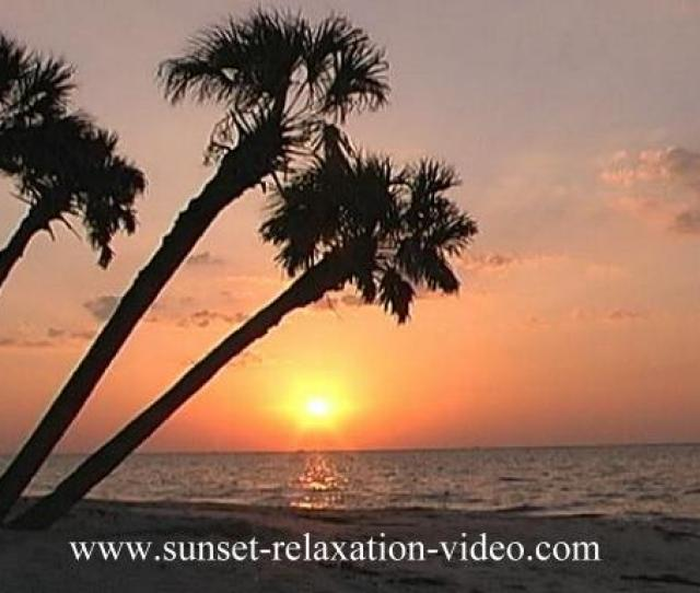 This Beautiful Sunset Relaxation Dvd Is Available To Help You Relax And Reduce Stress
