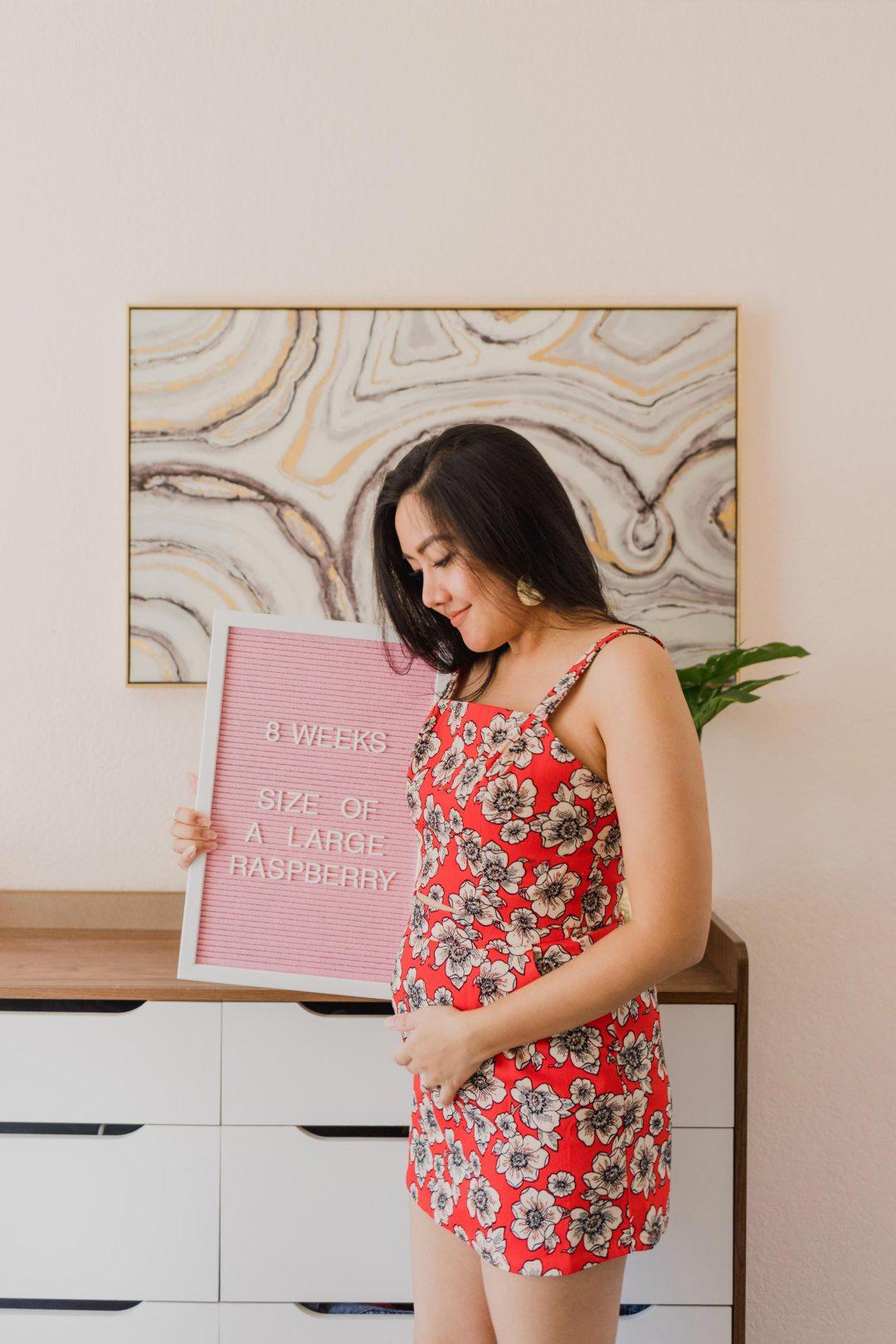 Second-pregnancy-symptomps_8-weeks-pregnant_Molly-Larsen-Blogger-Allaboutgoodvibes.com@thevibescloset-_2