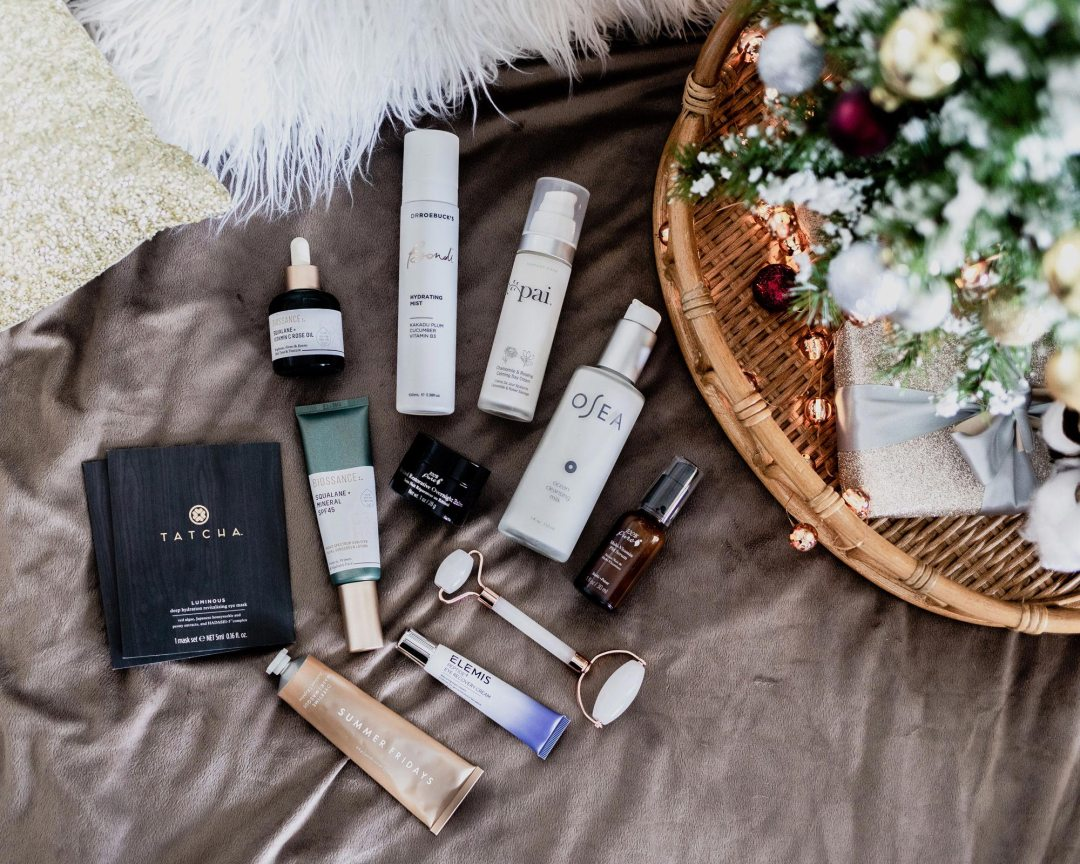 Holiday Gift Guide: Clean Cruelty Free Skincare Products