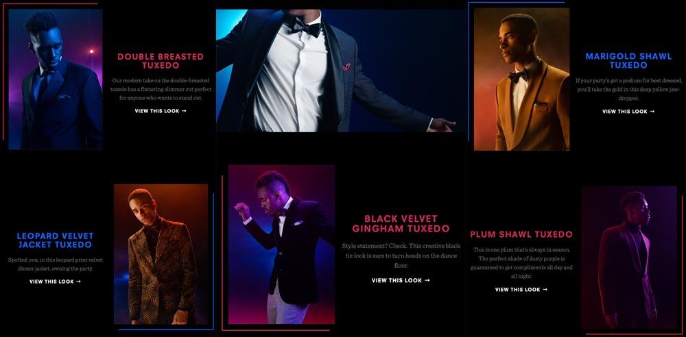 NYE Party Lookbook The Black Tux Molly Larsen Style Blogger Allaboutgoodvibes.com IG @thevibescloset