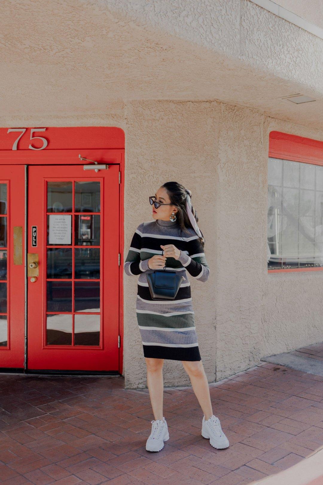 Melie Bianco ADELE Crossbody | Vegan Handbag | The V Armoire_Molly Larsen Style Blogger allaboutgoodvibes.com IG @thevibescloset
