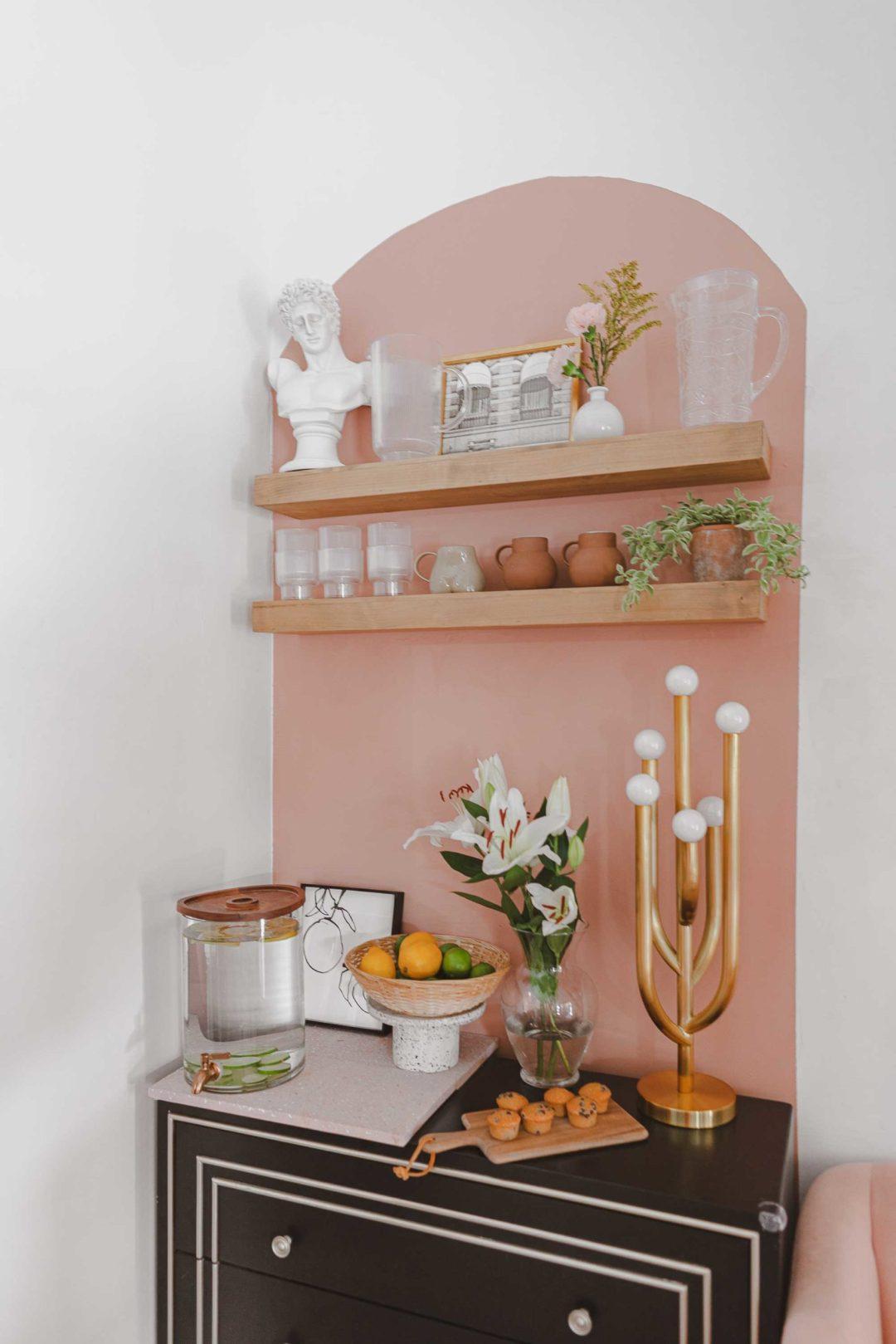 snack bar decor idea for your home