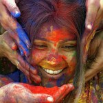 Holi-The Colours of Joy
