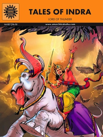 How Indra Lost His Thunder - All About Hinduism