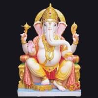 Contemplating Ganesha