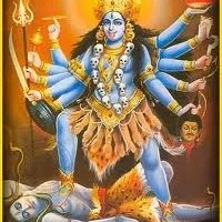 Kali the Fierce Mother