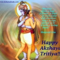 Akshaya Tritiya - The Indestructible Day