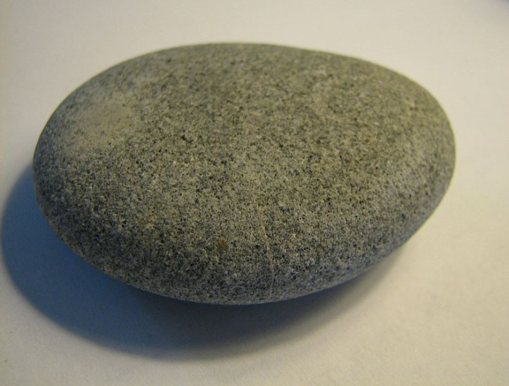 A simple pebble