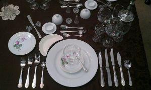 Appetizer Course