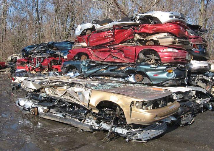 auto scrapyard
