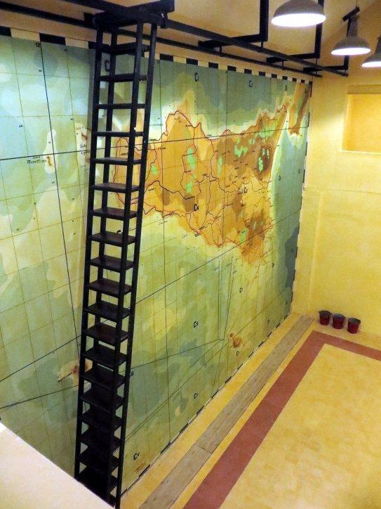 Operation Husky War Room Lascaris