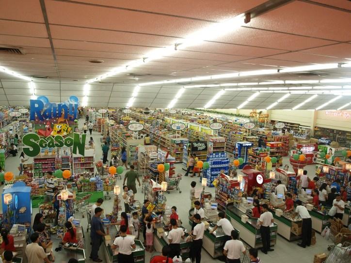 grocery store market supermarket retail shop