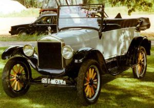 Ford Model T 1926