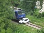 train accident