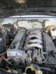 Cuba Chevrolet 1957 Bel Air SSangyong Engine