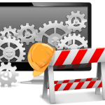 Vector Computer Repair with Barrier
