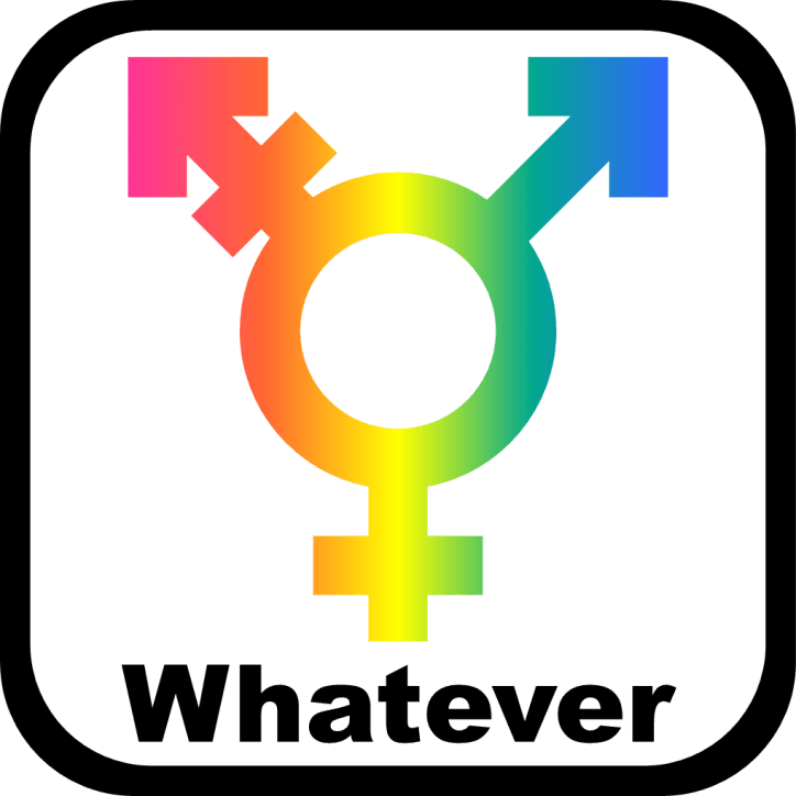 Multi Gender Toilet Symbol