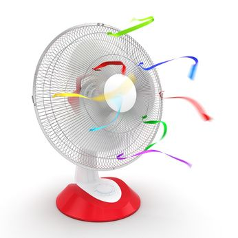 Fan is On