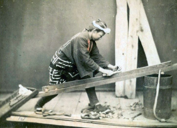Japanese Carpenter