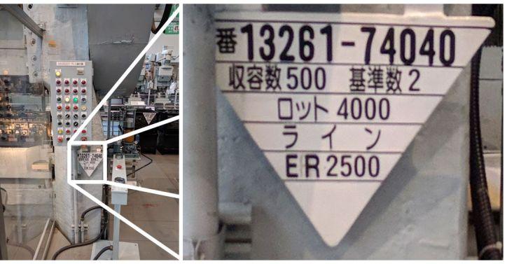 Toyota Triangle Kanban