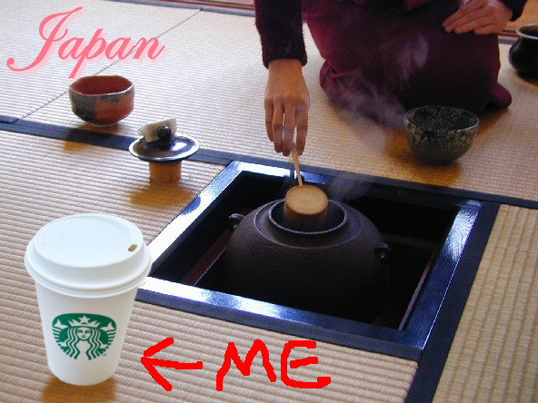 Tea Ceremony Starbucks