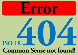 iso-18404-error