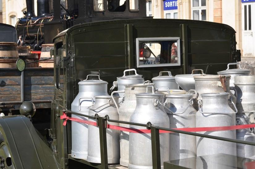 Milk Run Truck