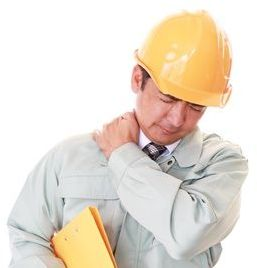 Stiff Shoulder Worker