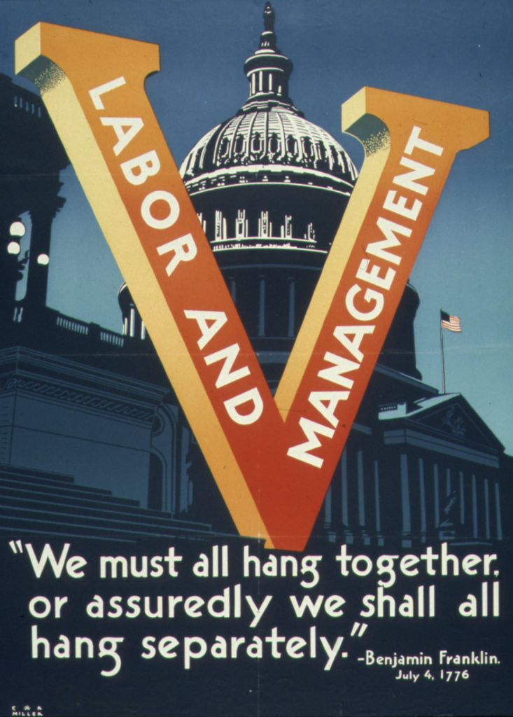 Labor and Management Poster