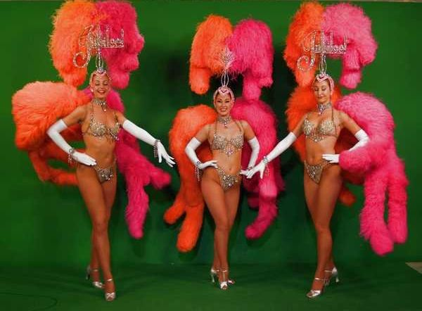 Three Showgirls