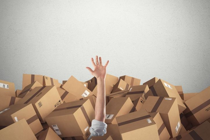 Drowning in Boxes