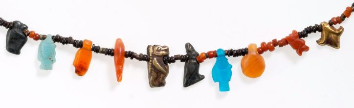 Animal shaped Beads on a String