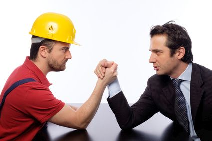 Management vs Worker