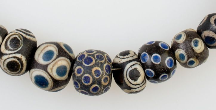 Ancient Egyptian Eye Beads