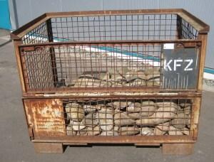 Cage Pallet Box