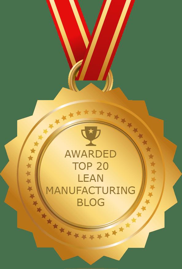Top 20 Lean Manufacturing Blogs Award